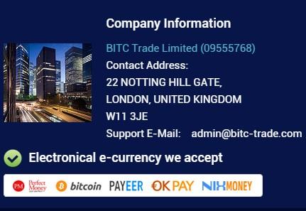 bitc contact