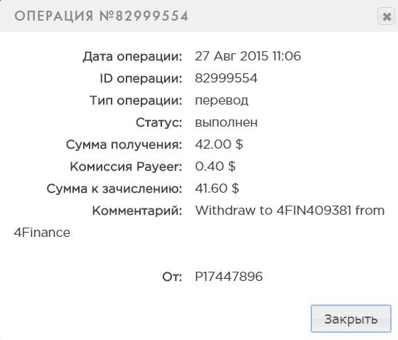 4finance 2