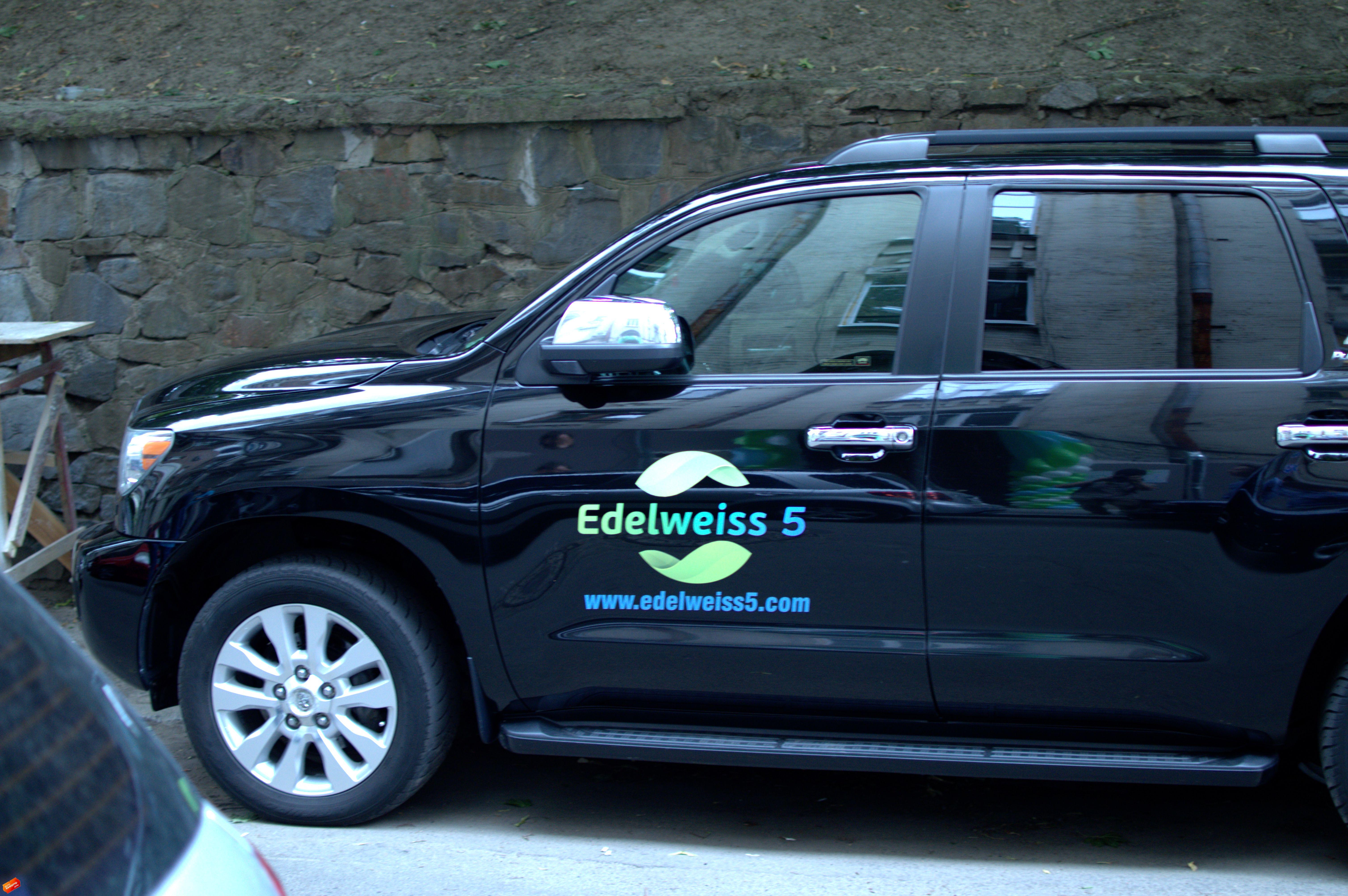 edelweiss 5 автомобиль