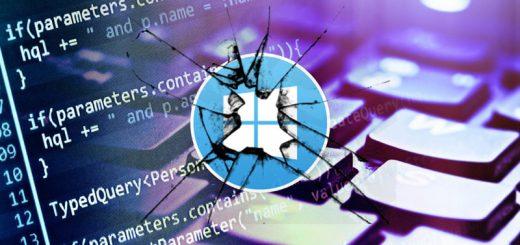Windows 10 уязвимости